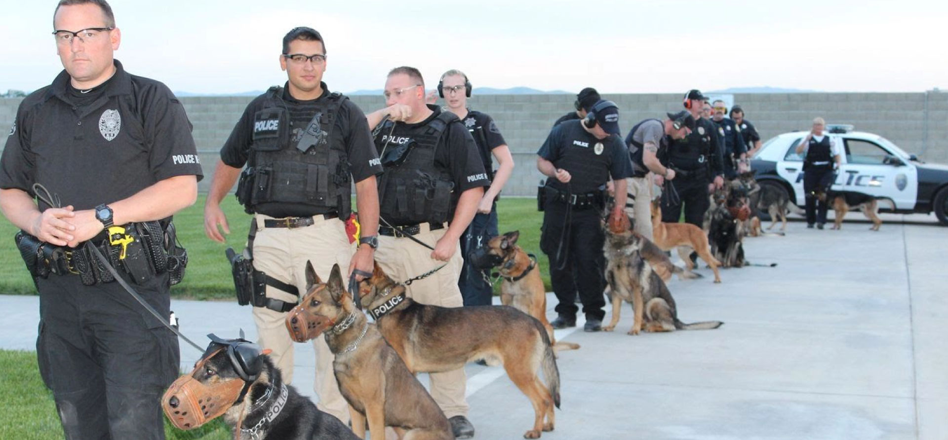About K9 and Police Handler Training
