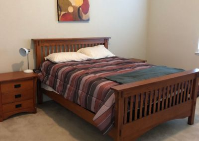 Top Dog Police K9 Training Center with Living Accommodations - bedroom