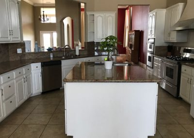 Top Dog Police K9 Training Center with Living Accommodations - kitchen